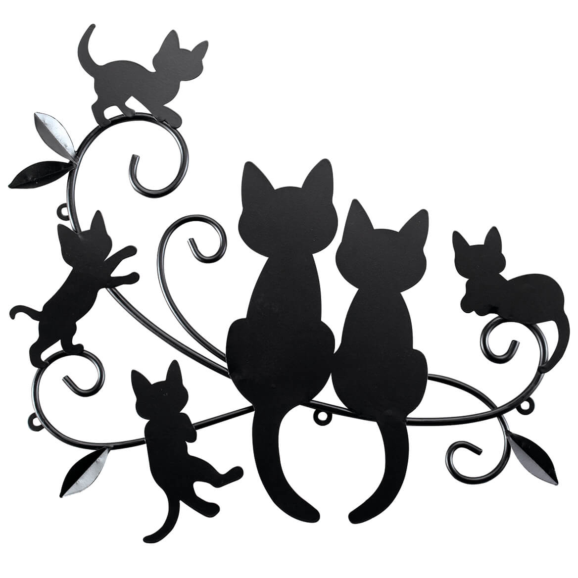 Cats and Kittens Metal Wall Decor-371202
