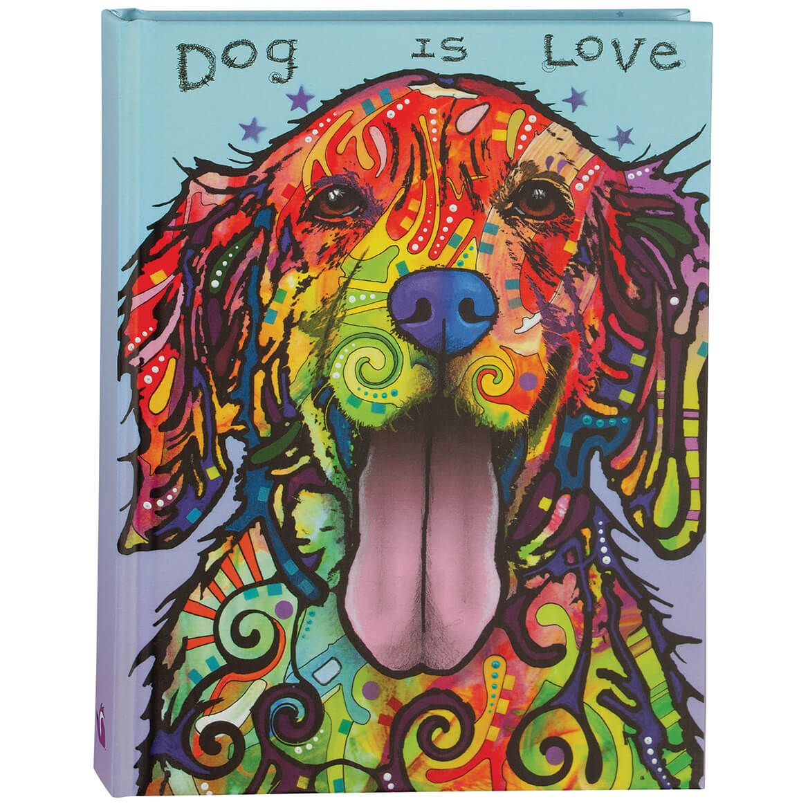 "Dean Russo ""Dog is Love"" Journal-371522"