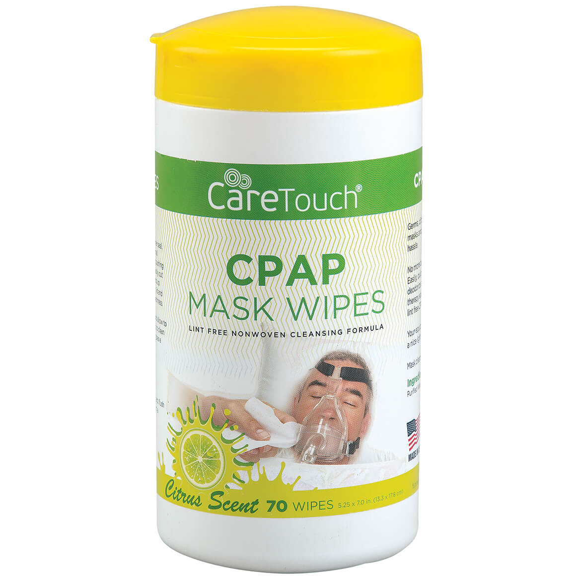 Lint-Free CPAP Mask Wipes-371597