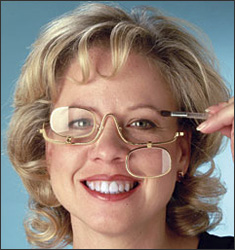 Magnifying Makeup Glasses