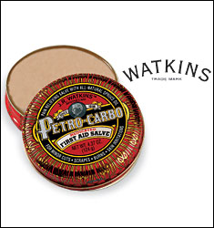 Watkins TM Petro Carbo Salve 4.38 oz