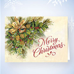 Christmas Greenery Single