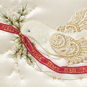 Peace Christmas Card - View 4