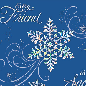 Snowflake Poem Set of 20