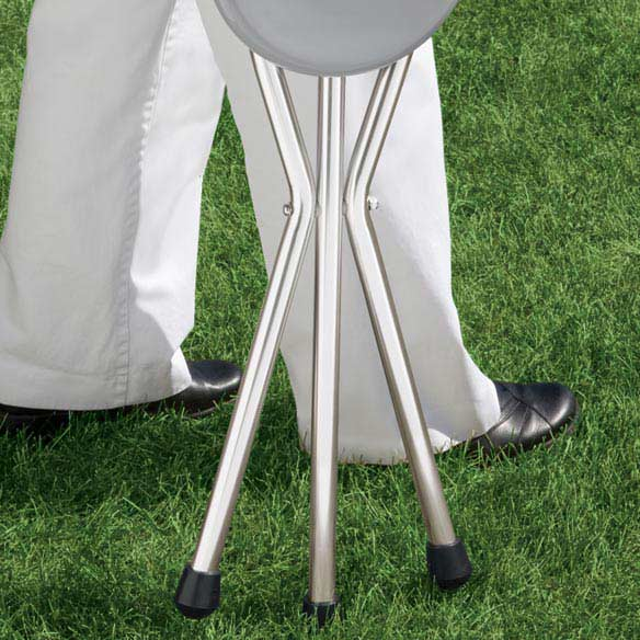 Folding Cane Seat - View 4
