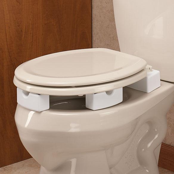Toilet Seat Risers Handicap Toilet Seat Risers Walter