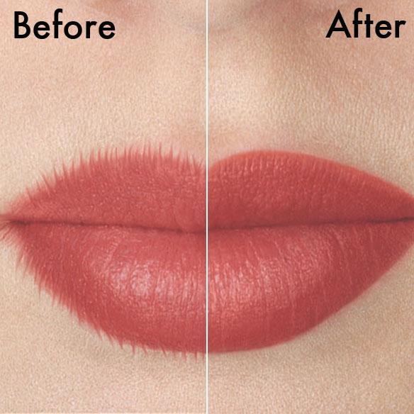 Anti-Feathering Lip Base - View 2