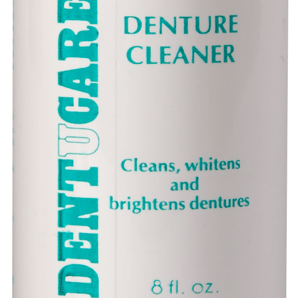 Sonic Denture Cleaner Liquid - View 1