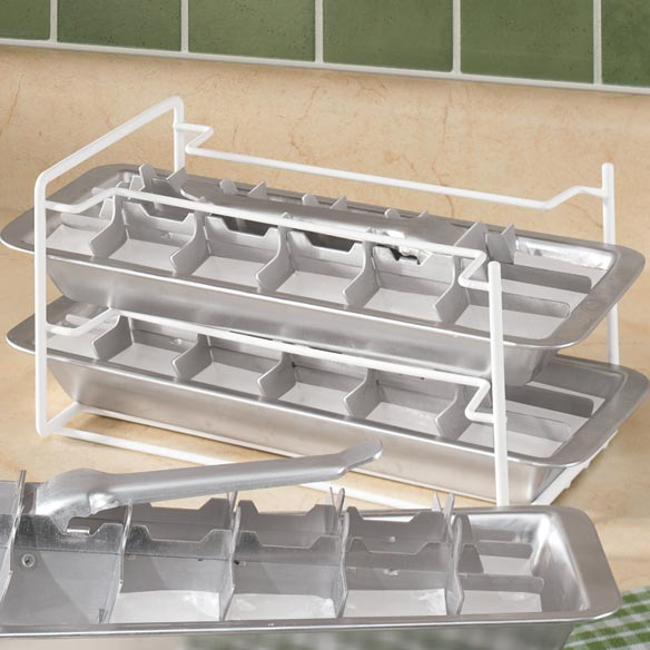Kitchen Wrap Organizer & Freezer Organizer - View 1