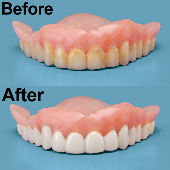 Denture White Denture Whitener - View 1
