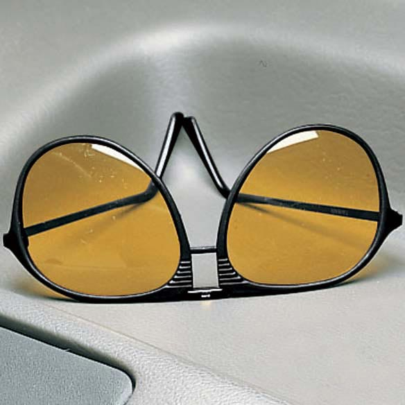 Night Driving Aviator Glasses - View 1