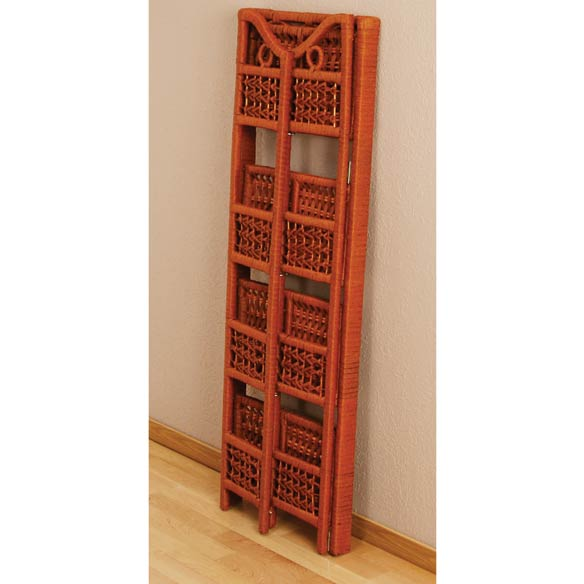 Wicker Shelves - View 1