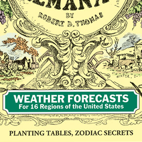 Old Farmer's Almanac - View 2