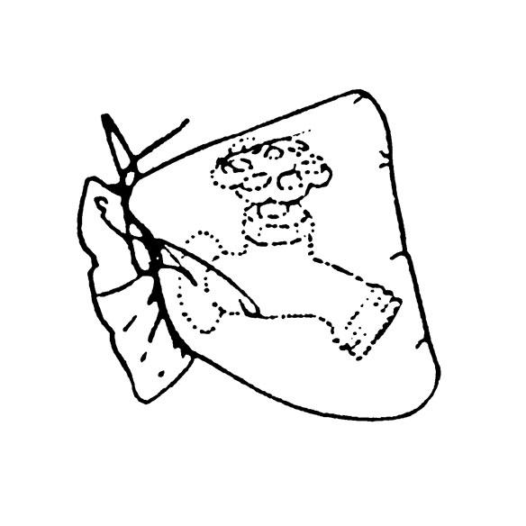 Faucet Sock - View 2