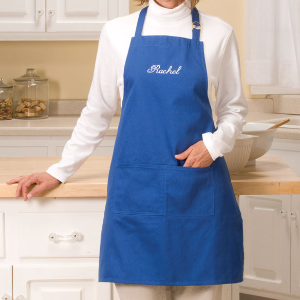 Personalized Chef Apron - View 1