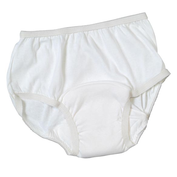 Incontinence Panties For Women - 6 oz. - View 2