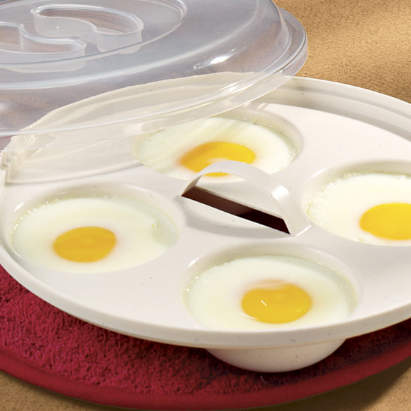 Microwave Egg Poacher - View 2