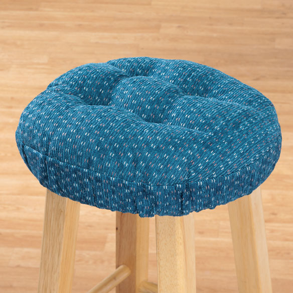 Raindrop Bar Stool Cushions - View 4