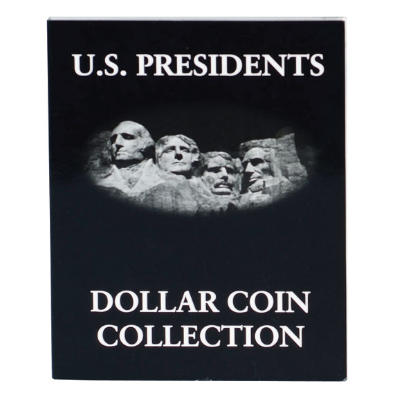 U.S. Presidents Dollar Album - View 1