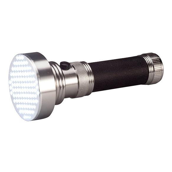 100 LED Flashlight - View 2