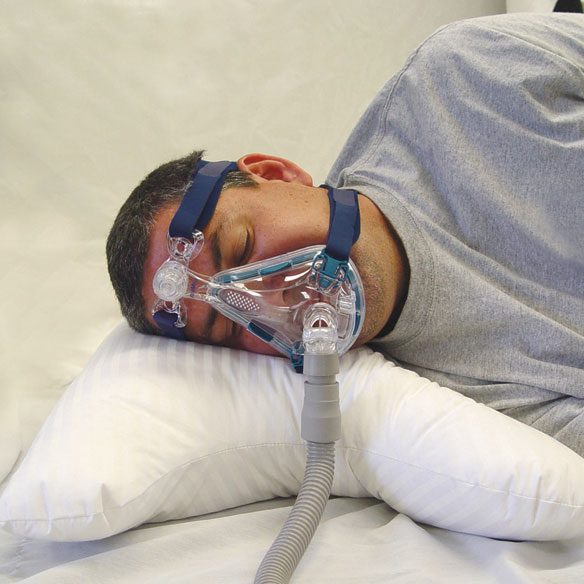 Pillow For Sleep Apnea - View 2