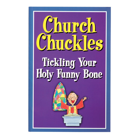 Church Humor Trio Softcover Books