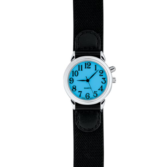 Lite Up Self Fastening Watch - View 2