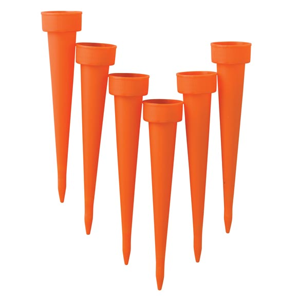 Plant Watering Spikes - Set Of 6 - View 1