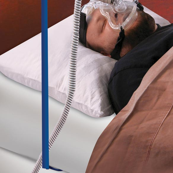 CPAP Hose Holder - View 2