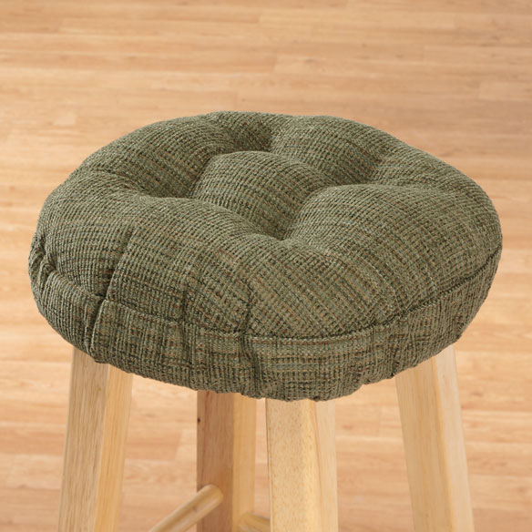 Accord Round Bar Stool Cushion - View 2