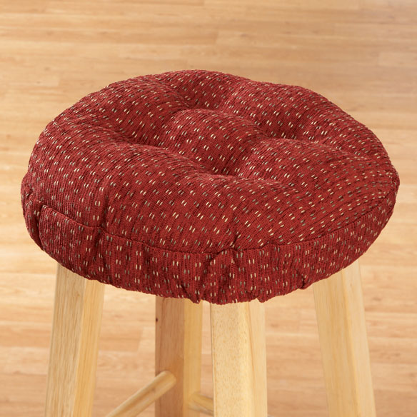 Accord Round Bar Stool Cushion - View 4