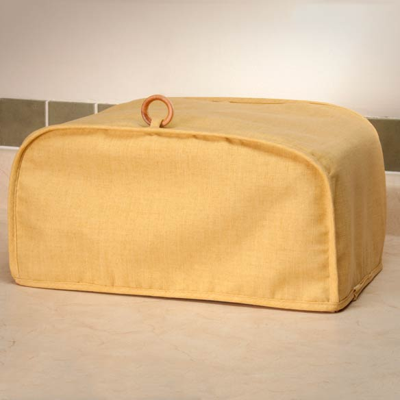 Solid Color Toaster Oven Cover - View 2