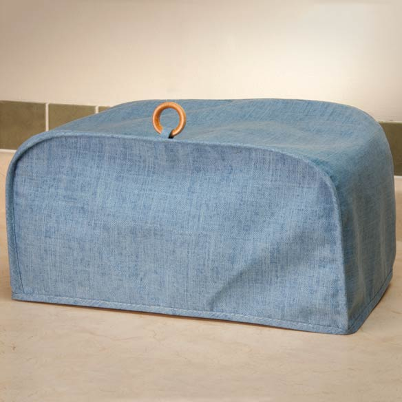 Solid Color Toaster Oven Cover - View 4