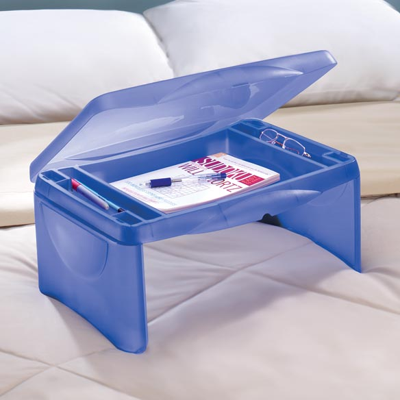 Storage Folding Lap Desk - View 1