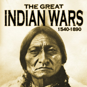 The Great Indian Wars DVD