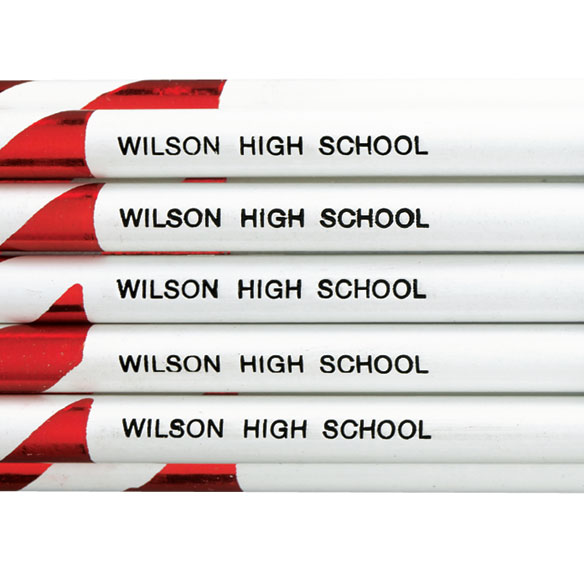 Patriotic Pencils, Set of 12 - View 1
