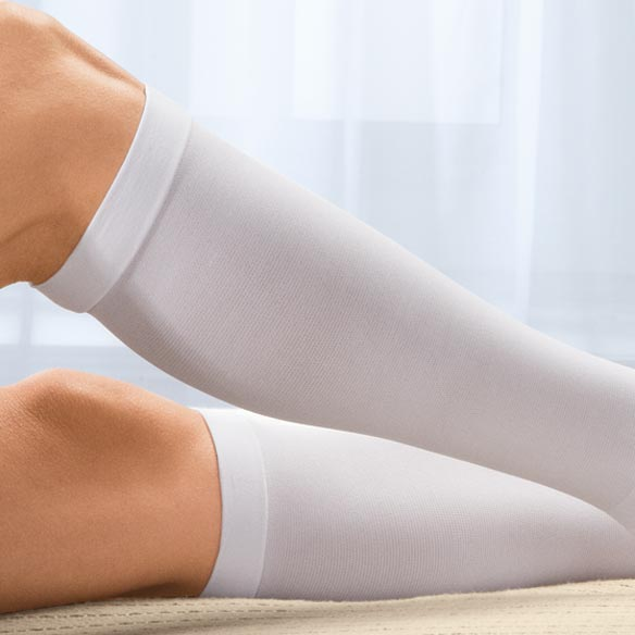 TED Anti Embolism Stockings - Knee High - View 1