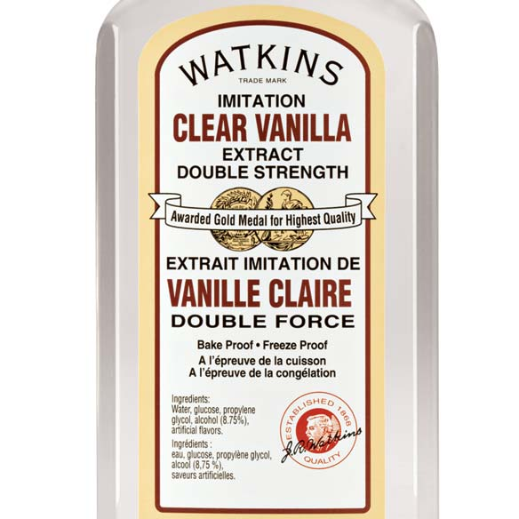 Watkins® Double Strength Imitation Clear Vanilla - View 2