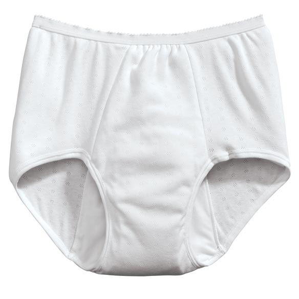 12 Oz. Incontinence Underwear For Women - View 2