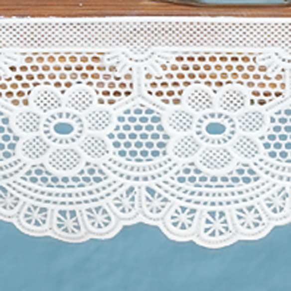 Antique Lace Shelf/Accent Trim 2 Strips
