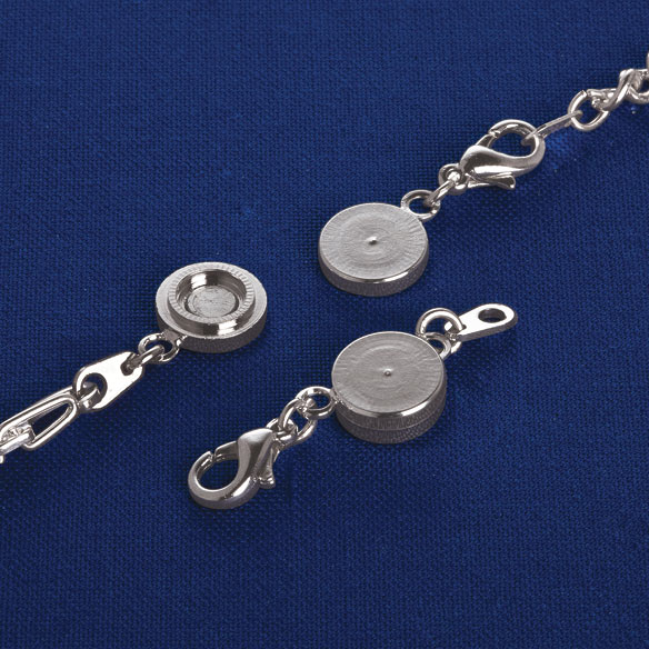 Locking Magnetic Clasps Set of 4 - View 2