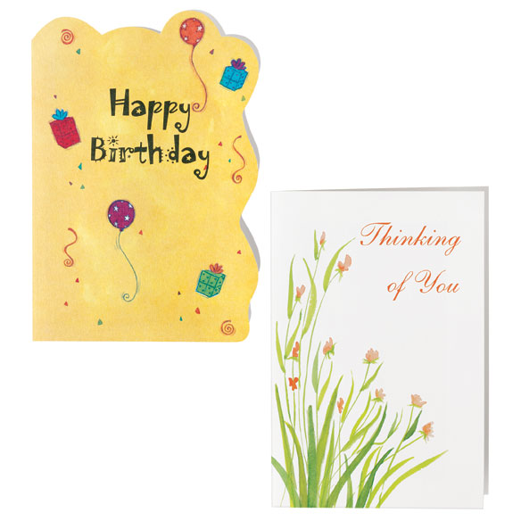 All Occasion Cards - Set Of 24 - View 2
