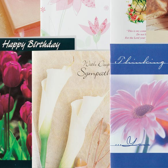 Religious Cards For All Occasions - Set Of 24 - View 4