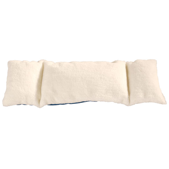 Sherpa Back Support Pillow - View 1