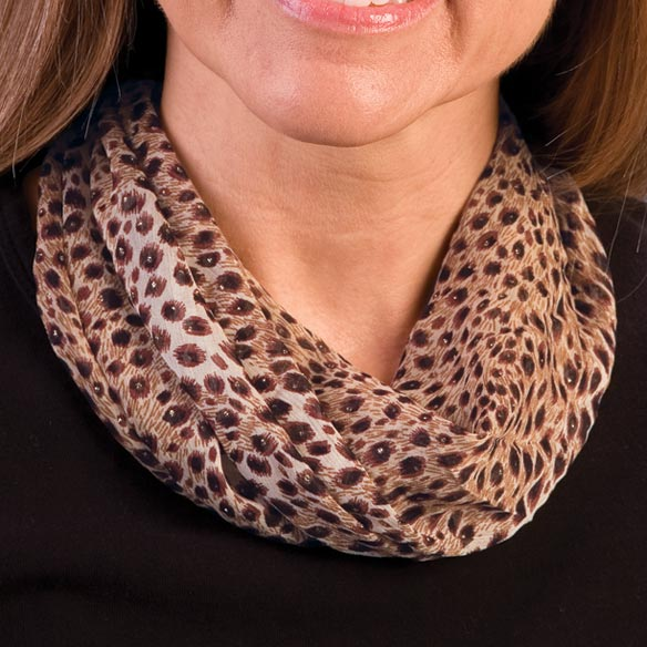 Nec-Cessories® Magnetic Neck Cowl Scarves - Set Of 3 - View 2