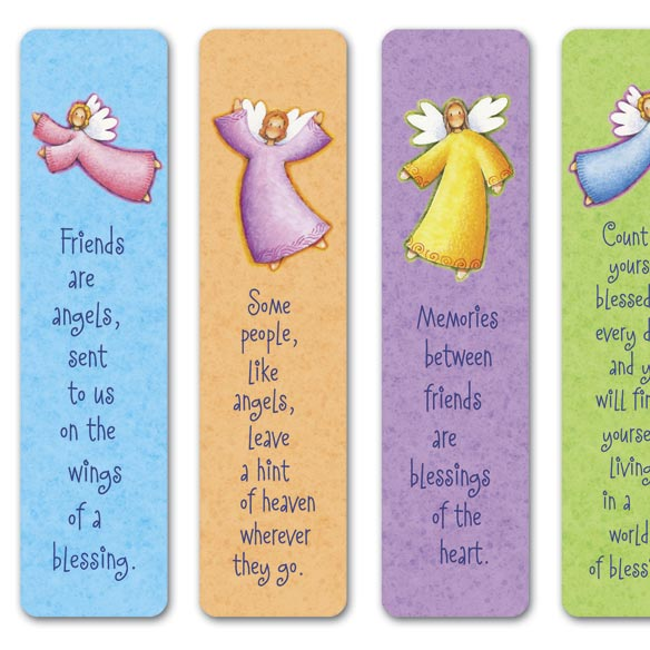 Angel Bookmarks - View 2