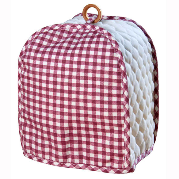 Gingham Can Opener Cover - View 3
