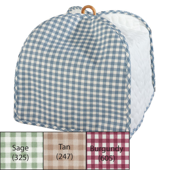 Gingham 4 Slice Toaster Cover - View 2
