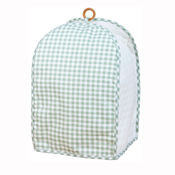Gingham Mixer/Coffee Maker Cover - View 2