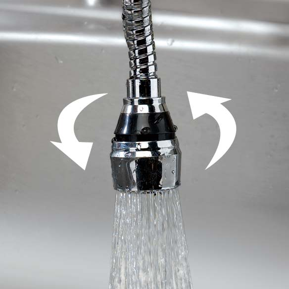 Flexible Faucet Sprayer - View 2